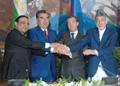 Tajikistan, Afghanistan, Russia and Pakistan