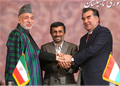 Tajikistan, Iran and Afghanistan